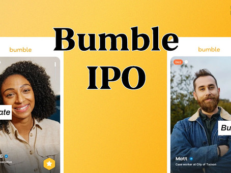 Bumble IPO: Wall street's First Move After Swiping Right