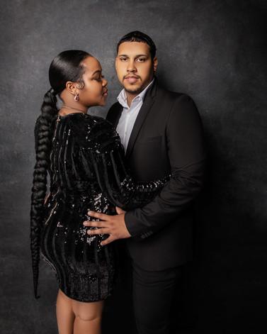 Atlanta's Best Couples Portrait Photographer
