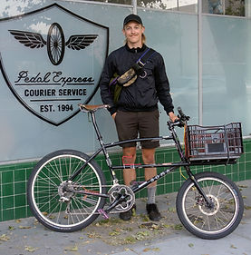 Pedal Express Courier