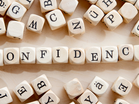 Need to build your confidence?