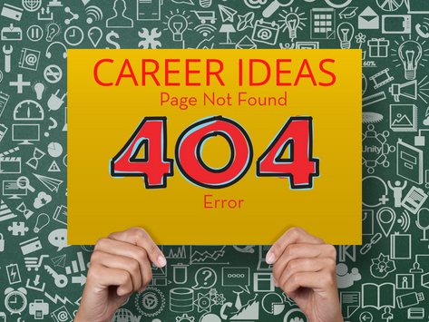 Struggling for Career Ideas?