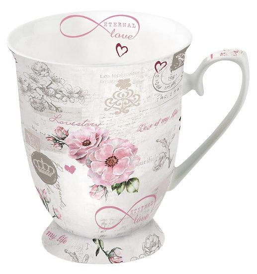 Porcelain Cup - Eternal Love