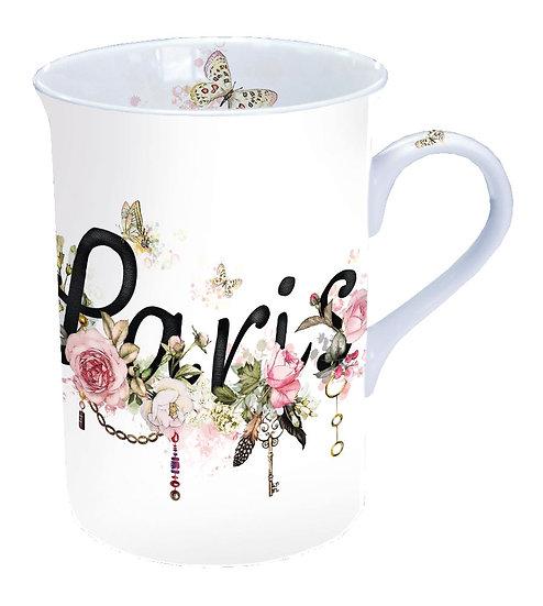 Porcelain Cup - Paris