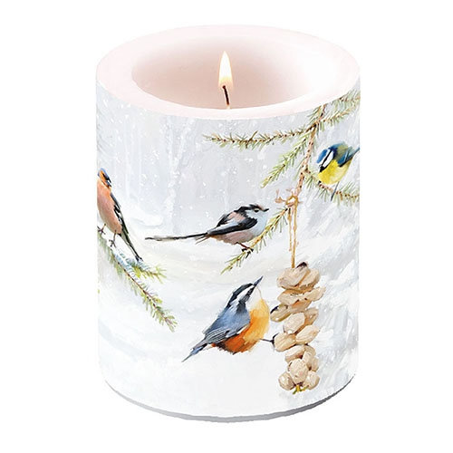 decorative candle Large - All Together