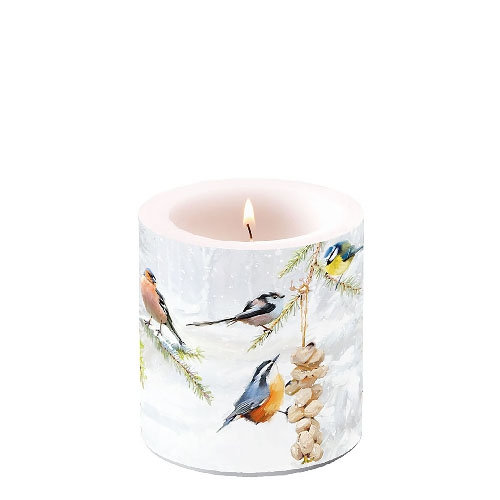 Decorative candle small - All Together