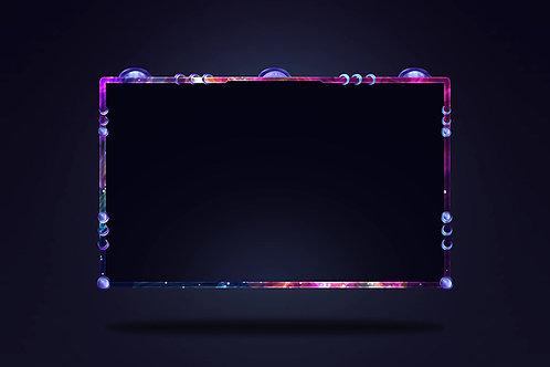 Nebula Camera Frame