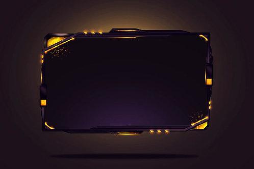 Hallow Camera Frame