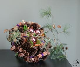 Bouquet de cônes