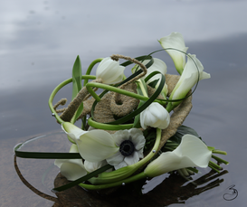 Calla en bouquet