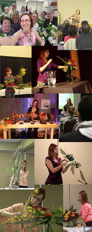 Isabel Harrisson workshop