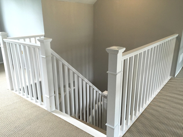 Pre-Painted Railings 3