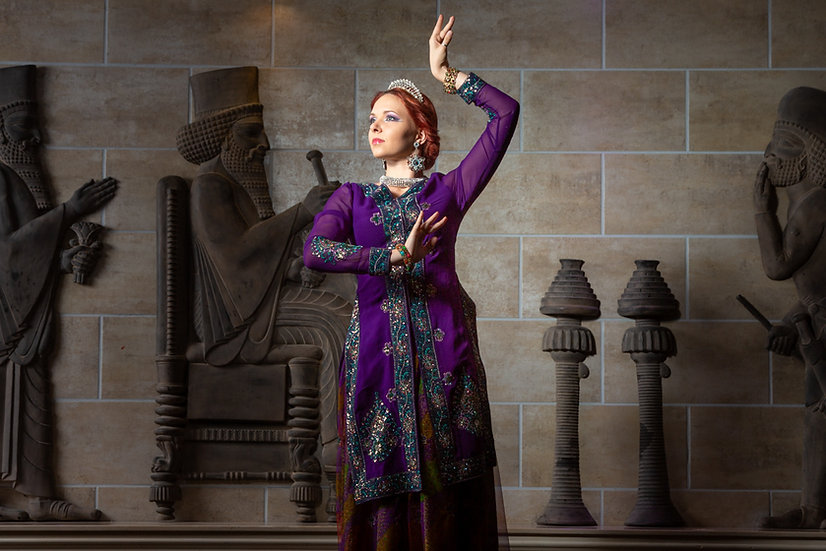Persian Classical Dance: Add Grace & Elegance to Your Body