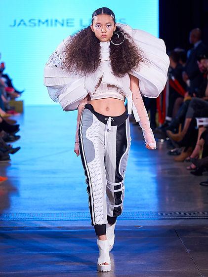 Jasmine Lewis Denver Fashion Week