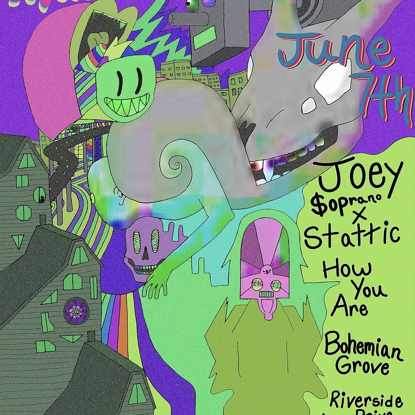 Stattic and Joey Soprano, How You Are, Bohemian Grove