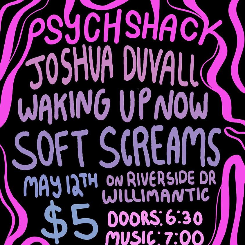 Waking Up Now, Soft Screams, Joshua Duvall