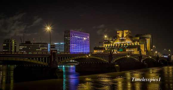 Vauxhall bridge at Night #2
