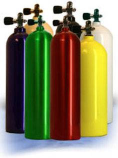 air tank rental (80cf aluminum tank)