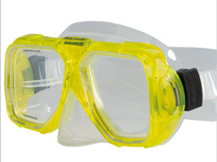Sherwood Magnum 2 mask w/corrective lenses