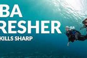 Refresher Open Water class