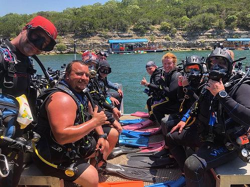 Dive Club Membership