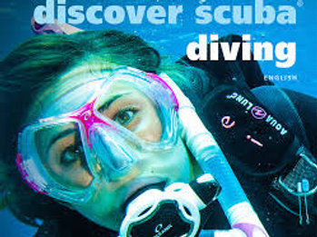 Discover Scuba Open Water Diving