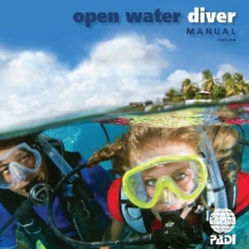 PADI Open Water Manual