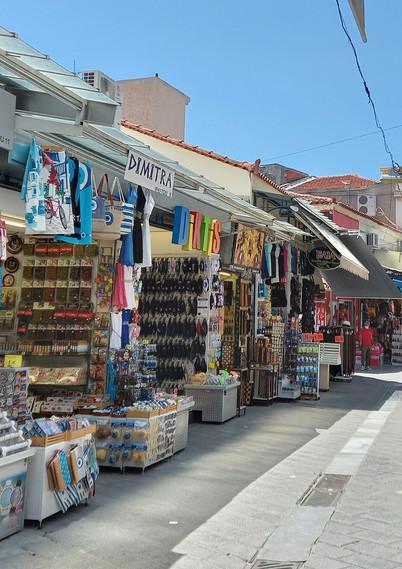 Monastiraki old market