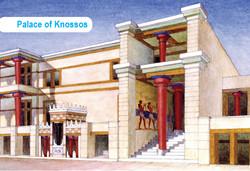 Palace of Knossos 2