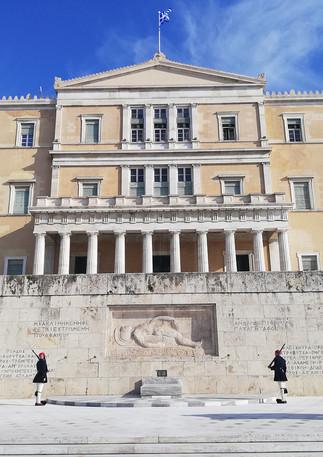 The Prarliament of Greece