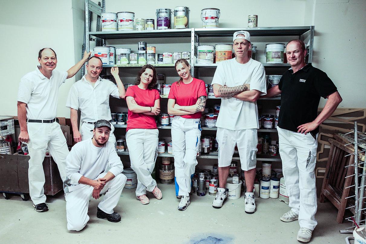 Stöcklin Maler Team