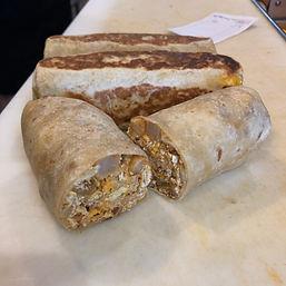 Nick's Deli Breakfast Burritos