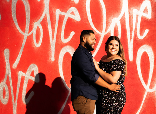 4th of July Los Angeles Engagement Session- Emilene Photography