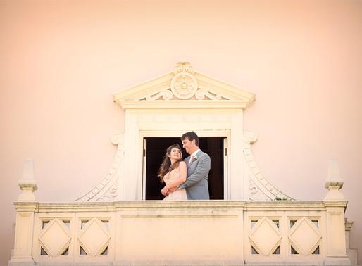 The Maxwell House-Pasadena Wedding
