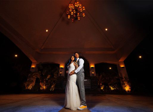 The Grand-Long Beach Wedding