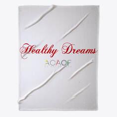 Healthy Dreams Cozy Fleece Blanket