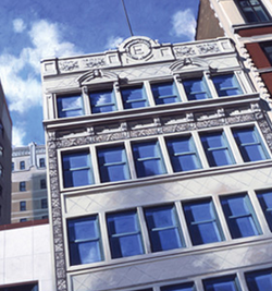 The Eureka Building