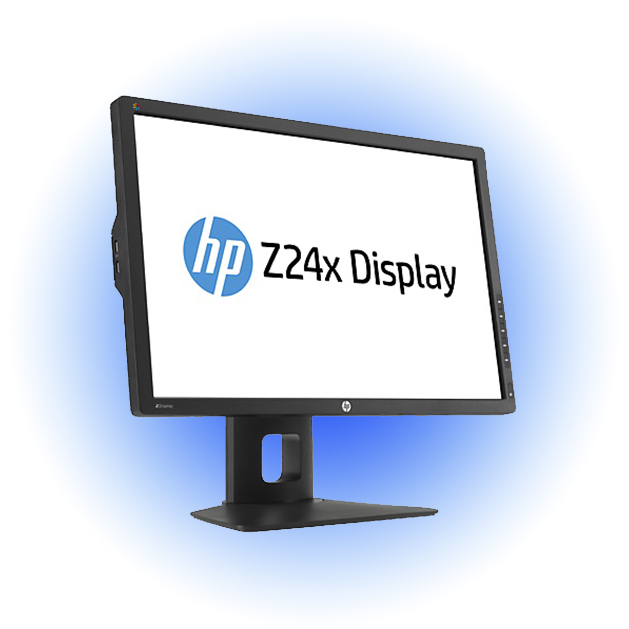 HP TFT Z24x 24 LCD Display widescreen