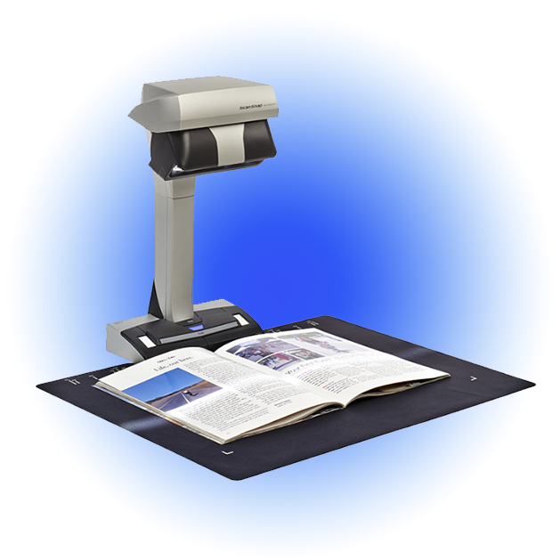 Сканер Fujitsu scanner ScanSnap SV600
