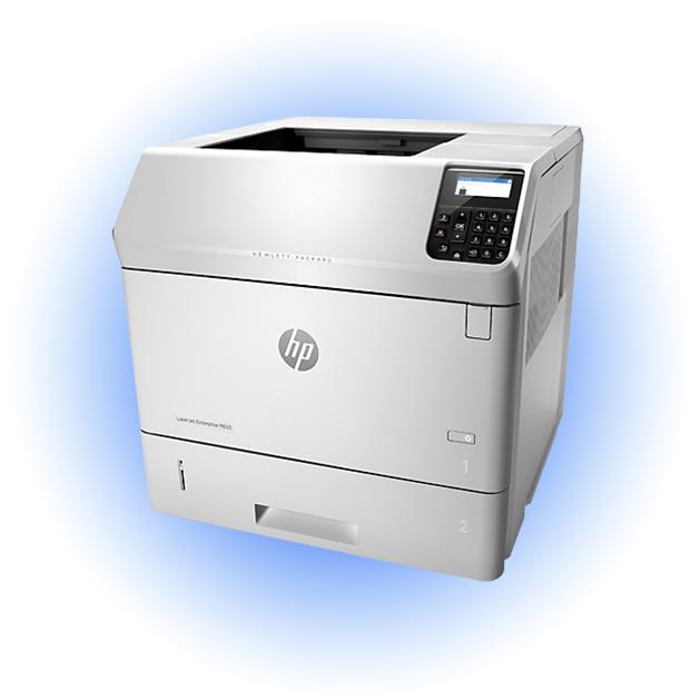 Принтер HP LaserJet Enterprise M605dn