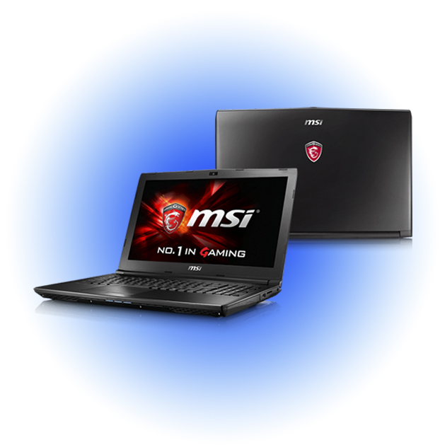 Ноутбук MSI GL62 6QD-008XRU 15,6 black