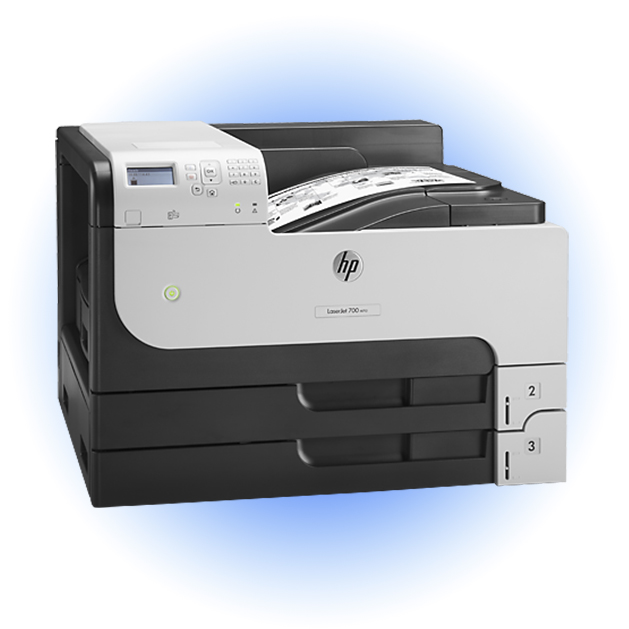 Принтер HP LaserJet Enterprise 700 Printer M712dn