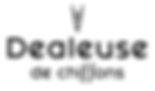 Logo dealeuse de chiffons