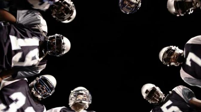football-huddle-field-footage-030600590_