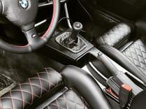 BMW monterat o klart