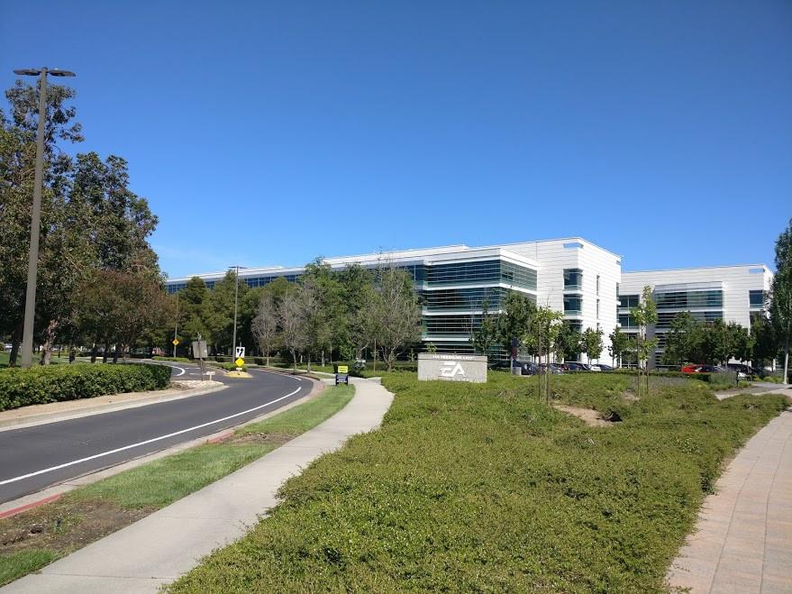 Electronic Arts HQ - Redwood Shores, San Francisco, California