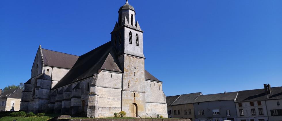 Eglise de Launois