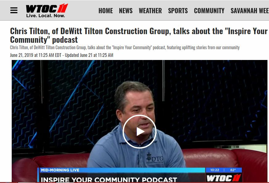 Dewitt Tilton Construction Group | News | Blog