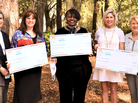 Women In Philanthropy Sustains Educational Opportunities for Beaufort County Students