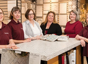Leading Women of StoneWorks Highlighted in Hilton Head Monthly Magazine