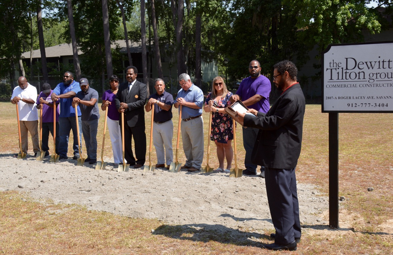 The Dewitt Tilton Group Breaks Ground on New Worship Center